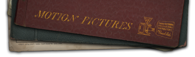 Motion Pictures Header