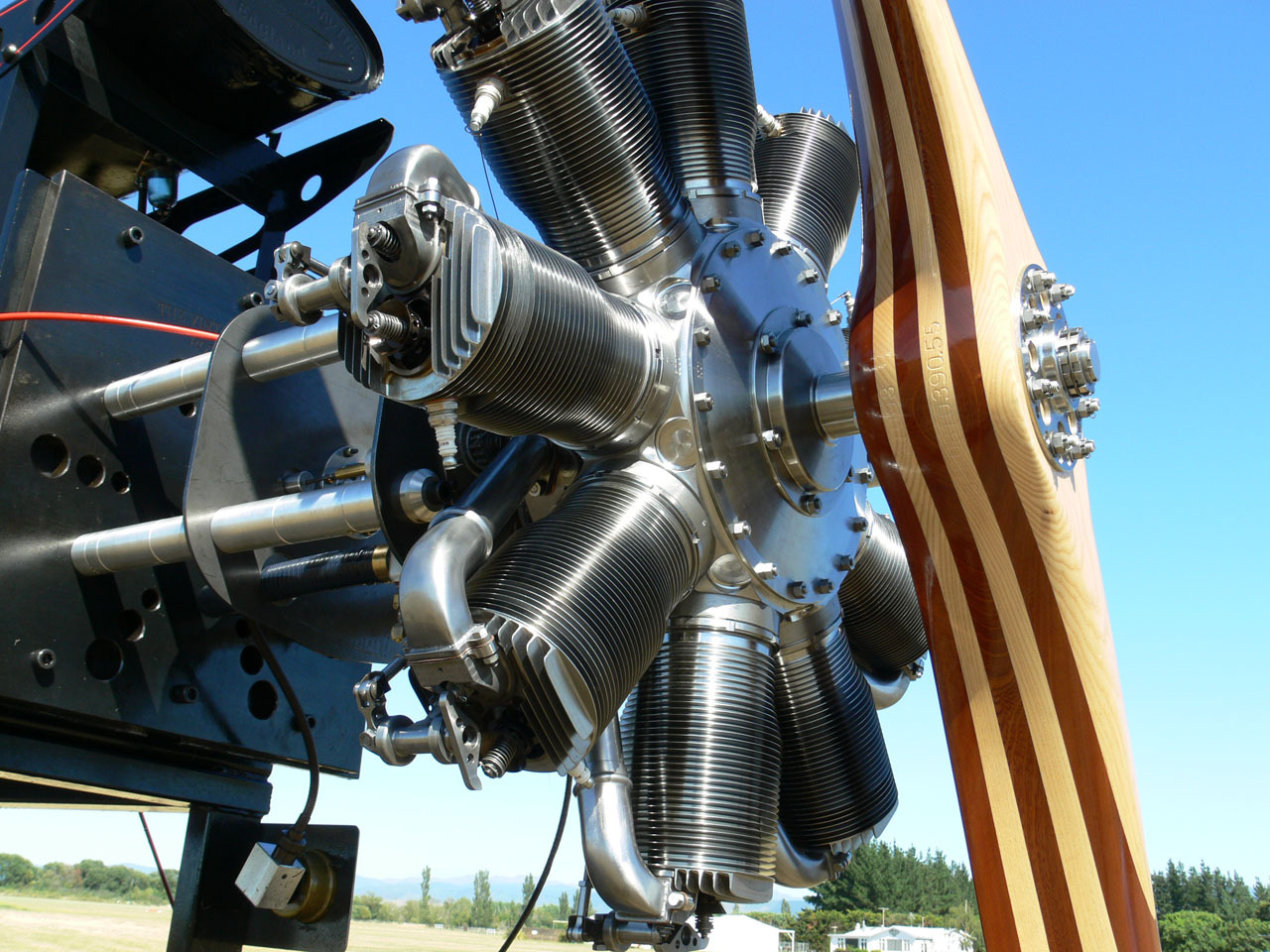 Oberursel 110hp UR II Engine Build | The Vintage Aviator