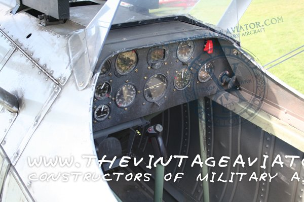 Cowling - Curtiss F8C Helldiver