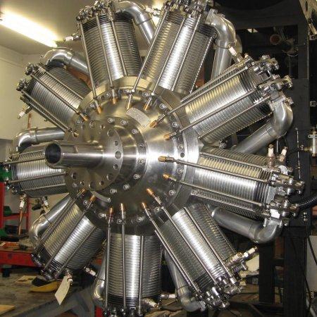 Bently BR 2 Engine Build 8