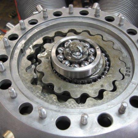 Clerget 9 B Engine Build 31