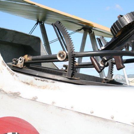 Gunner Seat - Curtiss F8C Helldiver