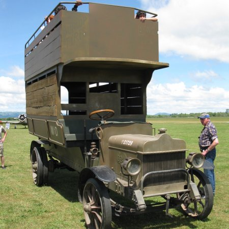 James Fahey RD 10 WWI Truck 2