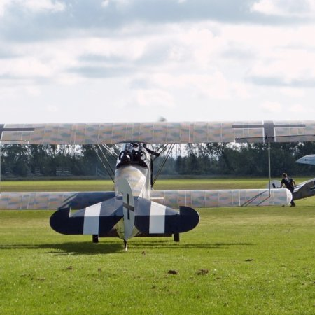 James Fahey RD 13 Fokker EV 36