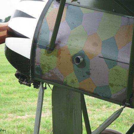 James Fahey Fokker DVIII Walkaround 15