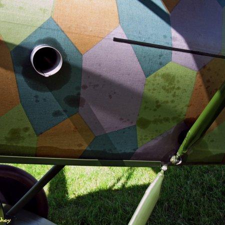 James Fahey Fokker DVIII Walkaround 35