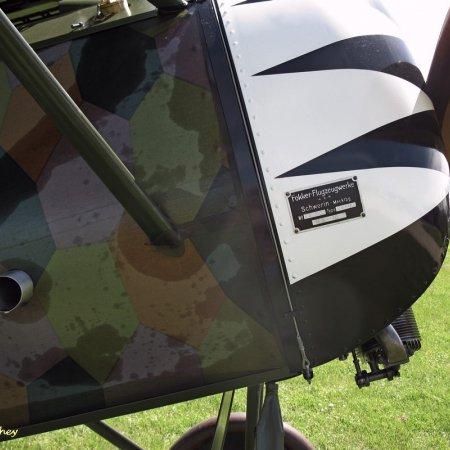 James Fahey Fokker DVIII Walkaround 52