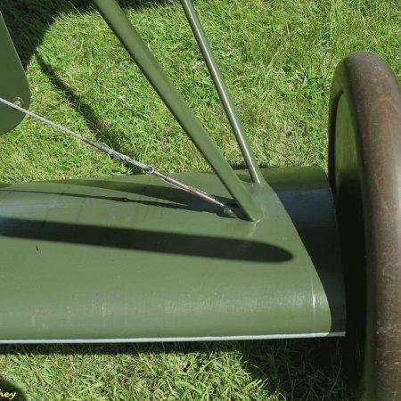James Fahey Fokker DVIII Walkaround 57