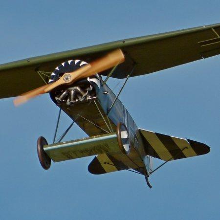 James Fahey Fokker DVIII Walkaround 84