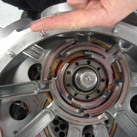 Le Rh Ne 9 J Engine Build 21
