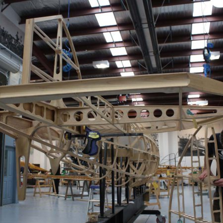 Tail Plane Assembly