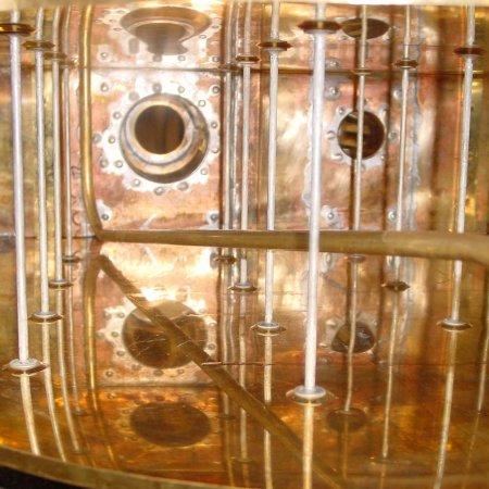Interior View Of Main Fuel Tank