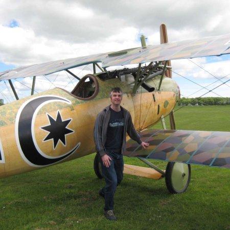 Ben Brister Albatros Team Leader