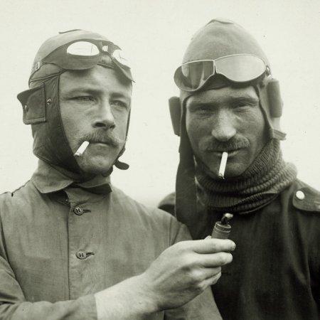 008 LM German Pilots In Flight Gear