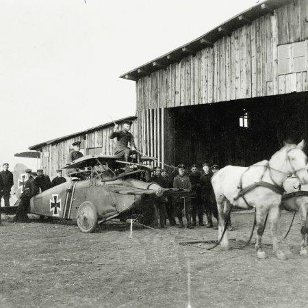 091 Horse Power