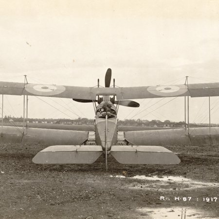172 RE 8 1917