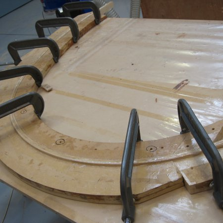BE 2 C 040 Wing