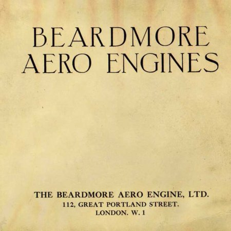 Beardmore Manual 001