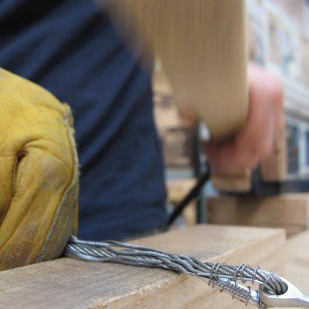 Splicing Hammering