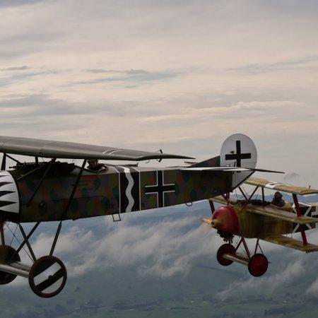 Fokker DVlll 4