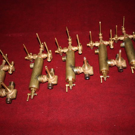 German Fuel Valves And Strainers