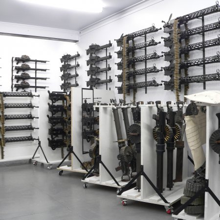 Gun Room Full View