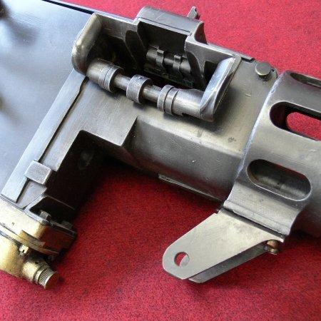Guns LMG 08 15 S 6 Mounting Detail