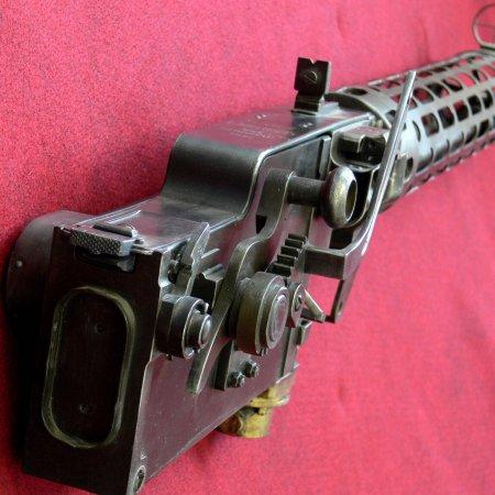 Guns LMG 08 15 S 9 Rear Detail