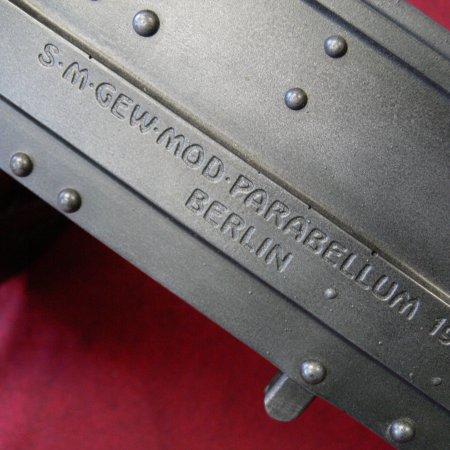 Parabellum Gun