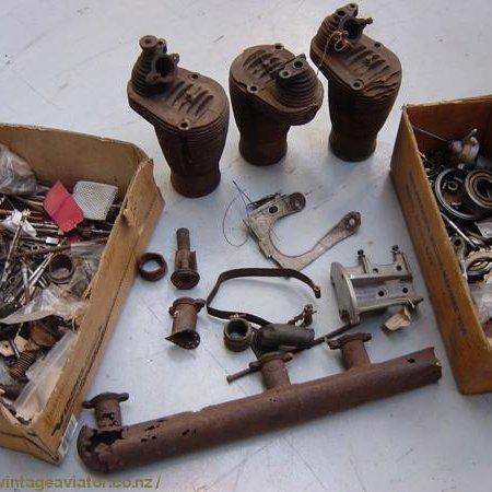 RAF 1 A Original Parts