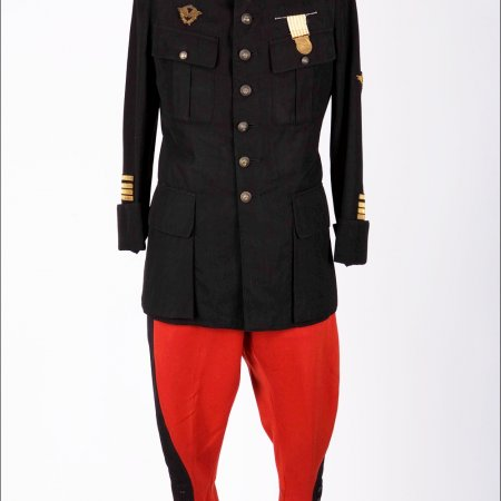 Uniforms 028 French Pilot Uniform
