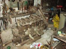 Beardmore Engine Restoration 01