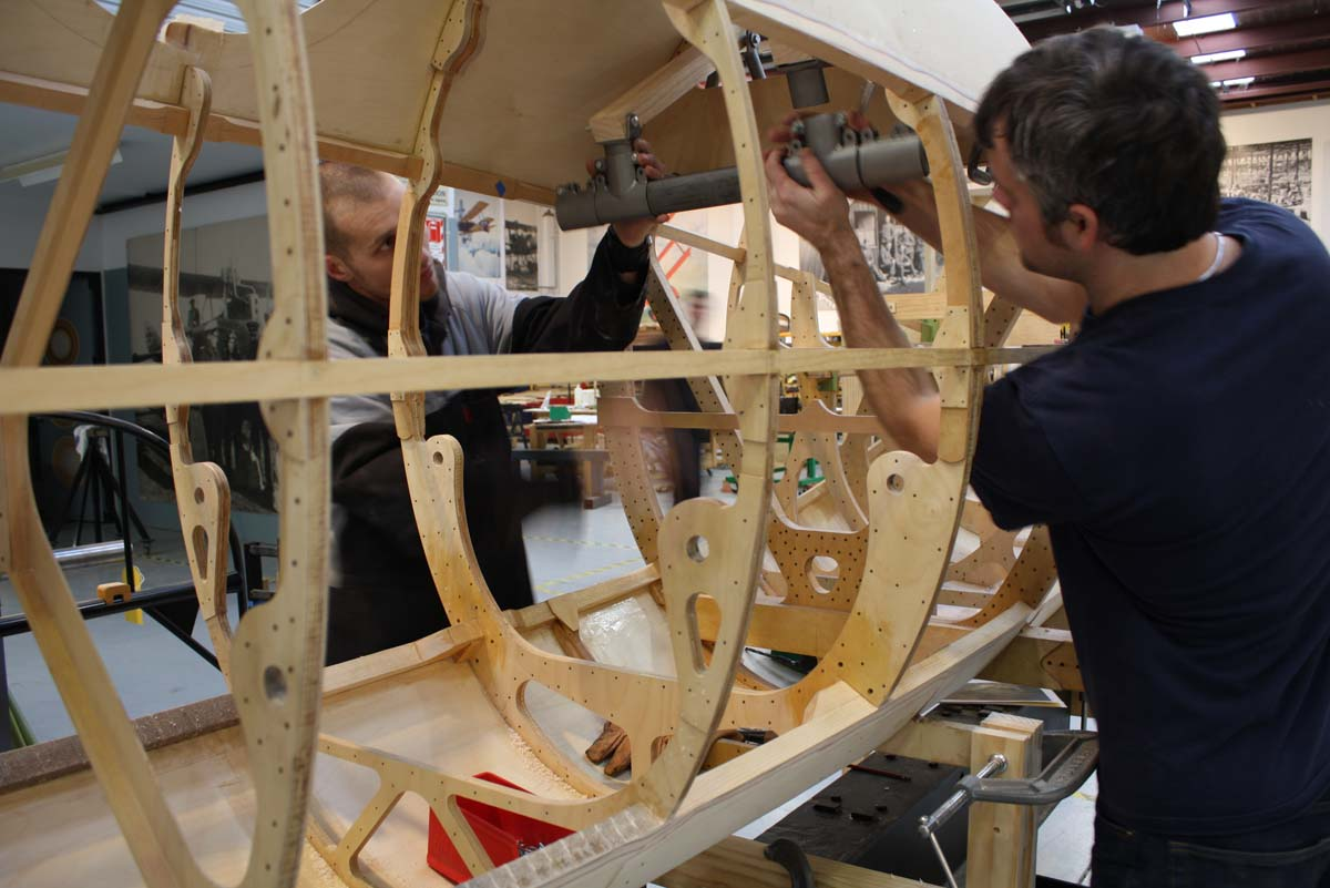Creating A New Albatros