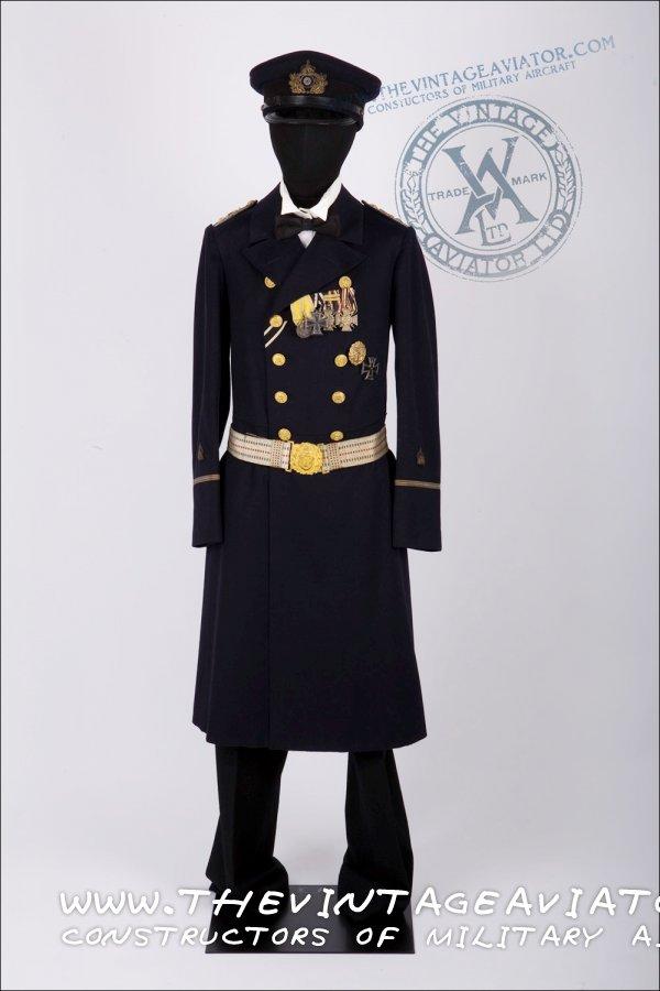 Air force officer uniform
