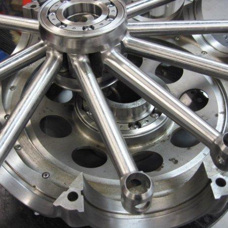 Clerget 9 B Engine Build 10