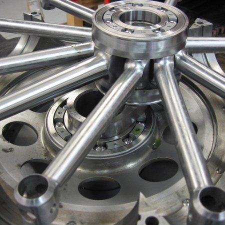 Clerget 9 B Engine Build 11