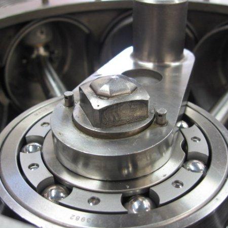 Clerget 9 B Engine Build 25