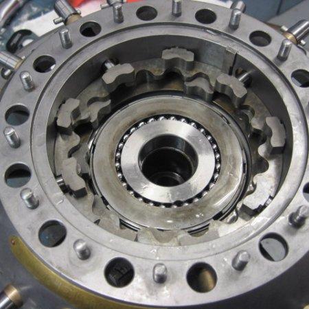 Clerget 9 B Engine Build 6
