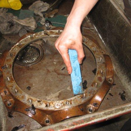 Clerget 9 B Engine Strip Down 19
