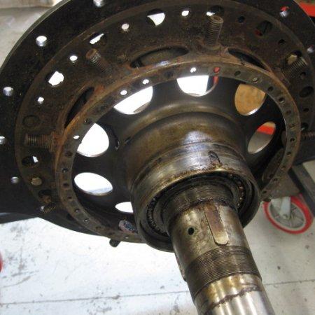 Clerget 9 B Engine Strip Down 22
