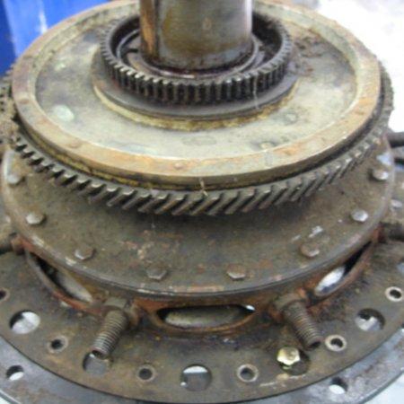 Clerget 9 B Engine Strip Down 23