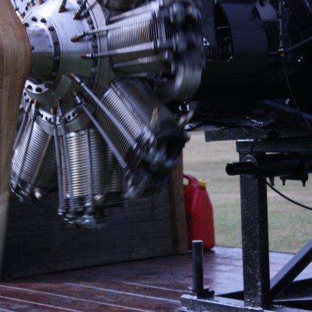 Bently BR2 Engine Run (5)
