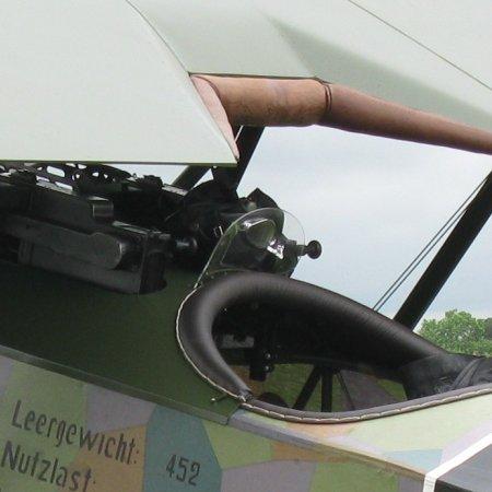 James Fahey Fokker DVIII Walkaround 10