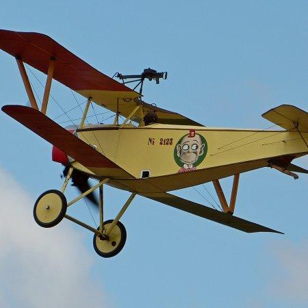 James Fahey Ni 11 In Flight 3