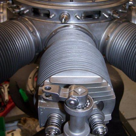 Le Rh Ne 9 C Engine Build 3