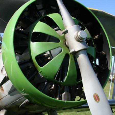Prop - Curtiss F8C Helldiver