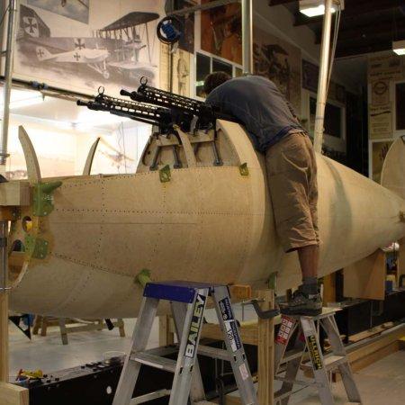 Forward Fuselage Detail