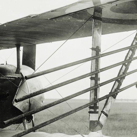100 Nieuport 11 Closeup Of Rockets