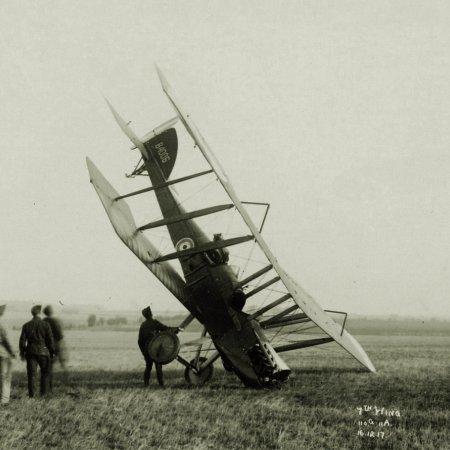 101 BE 2 C Prang 16 Th Dec 1917