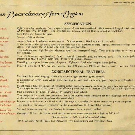 Beardmore Manual 008